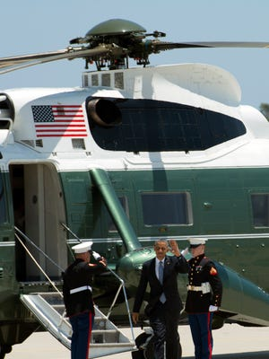 President Barack Obama has included money for a new presidential helicopter in his latest budget proposal. The possible contract is good news for workers at work at the Lockheed Martin facilities in Owego, near Binghamton.