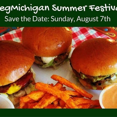 Ben & Jerry's non-dairy ice cream will be available at VegMichigan's Summer Festival in Livonia.