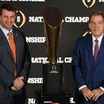 The Football Four Podcast previews Alabama-Clemson