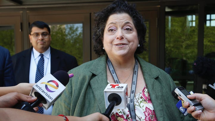 U.S. Attorney files to have Debra Kanof removed from EPISD cheating trial after mistrial