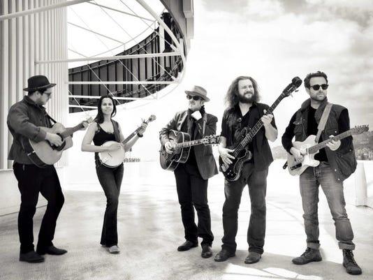 'Lost on the River' album musicians