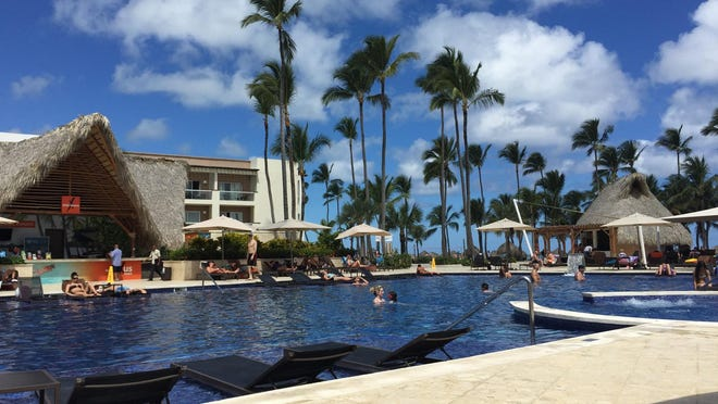 The Royalton resort is a year-old Canadian-owned resort right on the Emerald Coast of the Dominican Republic. It includes 470 rooms, and everything Ms. Cheap wanted was within a four- or five-minute walk from her room, including two lovely pools