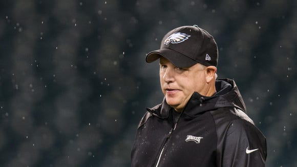 Eagles head coach Chip Kelly made a multitude of moves on offense and defense in order to bolster the franchise's Super Bowl hopes.