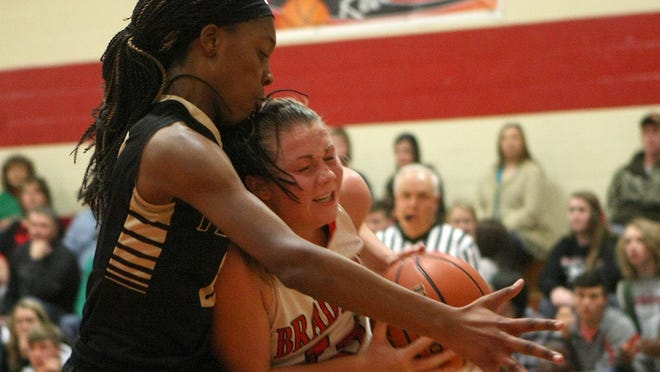 Trenton Peabody's Shakira Cliff has worked to keep the Lady Tide in the top half of District 14-A.