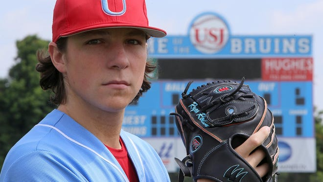 USJ's Ryan Rolison is the All-West Tennessee Baseball Pitcher of the Year.