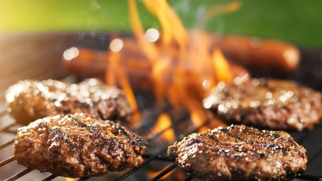 From burgers to seafood, proper food handling is paramount when firing-up the grill.