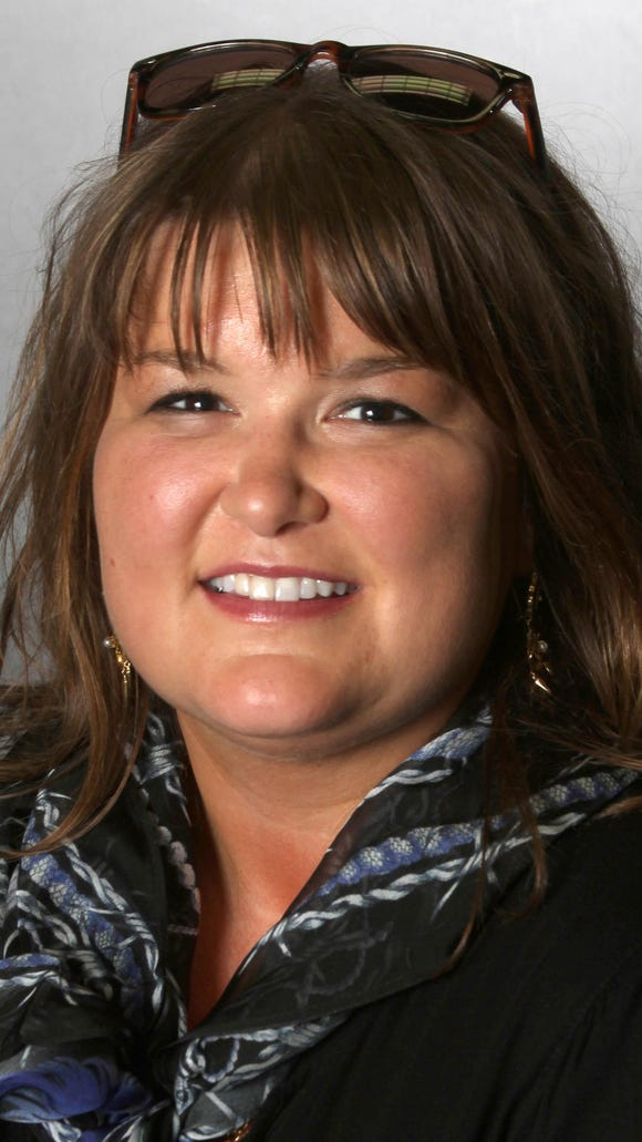 On The Town - On The Town - Columnist - Allyson Campbell Young