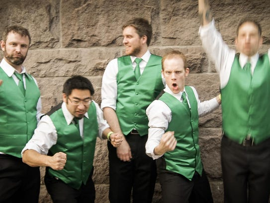 Monmouth Music in the Park will wrap up with Portland