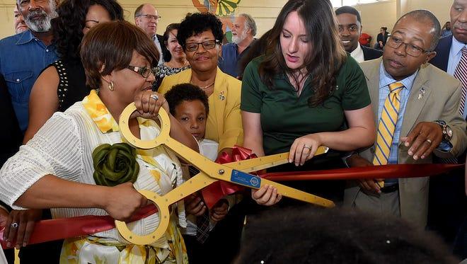 Plaisance Elementary Opening