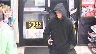 Police are seeking this man in connection with an armed robbery at a Phoenix Circle K.