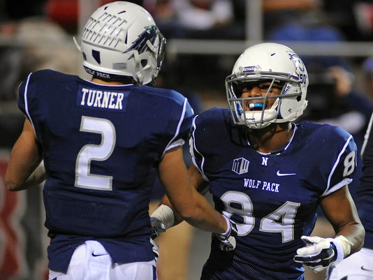 NCAA Football: Nevada at UNLV