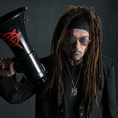 Al Jourgensen and his band, Ministry, will bring their