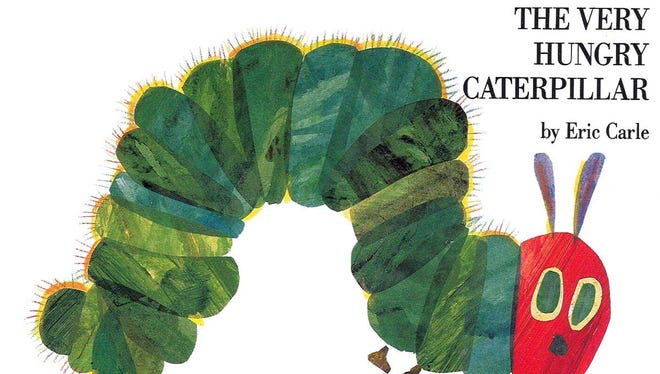 "This year's Kids' Book Fest has a ""The World of Eric Carle"" theme."