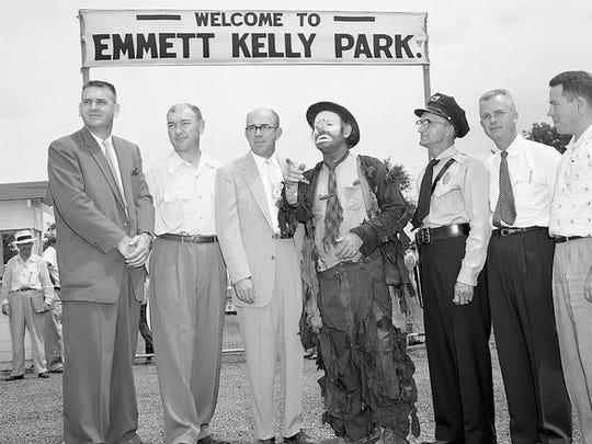 Emmett Kelly Park