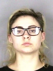 Cassandra Lin Rapp, 19, was arrested June 19 on charges