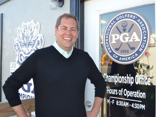 Jason Mengel - 2015 PGA Championship Director at WS