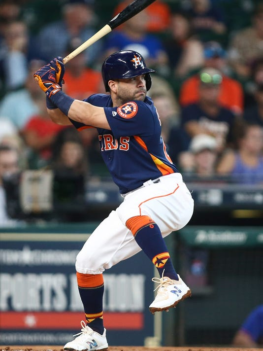 MLB awards watch: Jose Altuve, Paul Goldschmidt leading ...