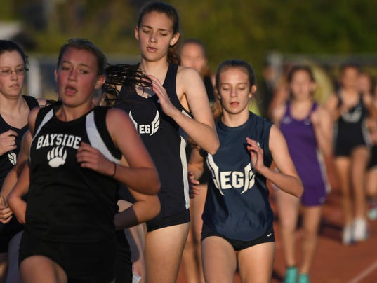 High School Track: Developmental Meet at Merritt Island