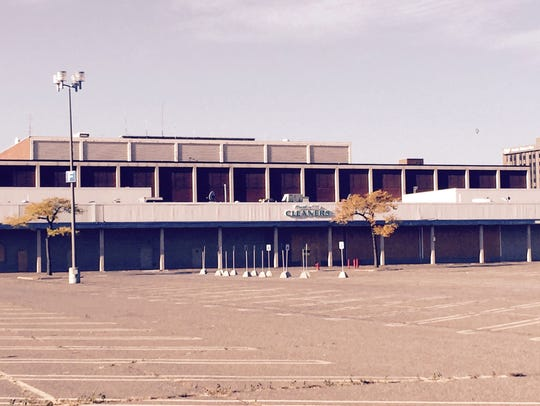 The vacant Northland Center mall on Oct. 20, 2015