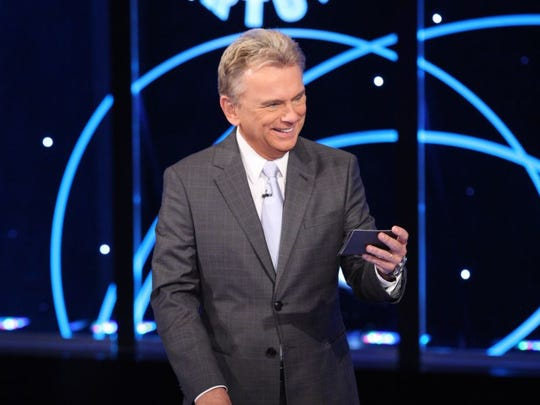 Two El Pasoans will get to meet Wheel of Fortune's Pat Sajak.