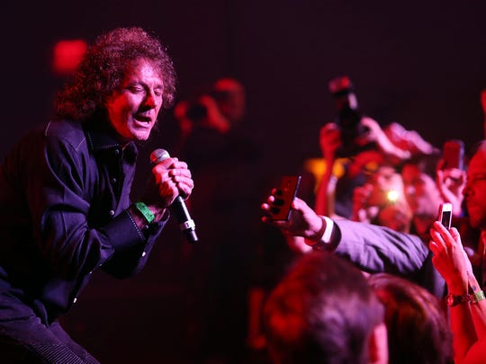 The Starship featuring Mickey Thomas will perform at a New Year's Eve Palm Springs block party.