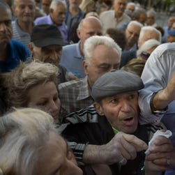 Greece Asks for 2-Year Bailout Program