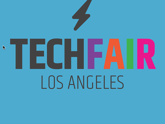 TechFair Los Angeles on January 26