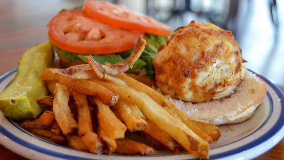 Best Crab Cake Sandwiches In Ocean City Maryland
