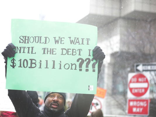 DPS debt