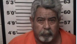 Presiliano Dominguez, 62, was sentenced to three years probation for assault with intent to commit a violent felony.