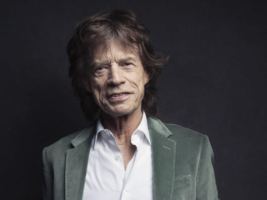 This Nov. 14, 2016 file photo shows Mick Jagger of