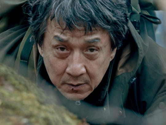 Jackie Chan plays a grieving father who will learn