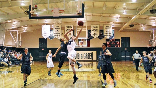 Christ School's basketball team is part of this month's Arby's Classic tournament in Bristol.