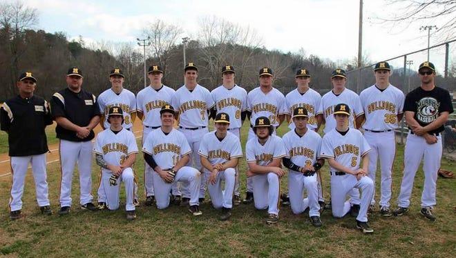 The Murphy baseball team.