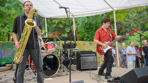 Cure for Pain will perform at Oddity Bar in Wilmington Friday night.