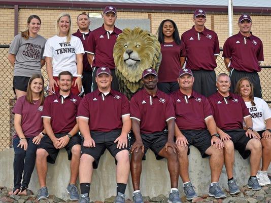Vernon Lions coaches