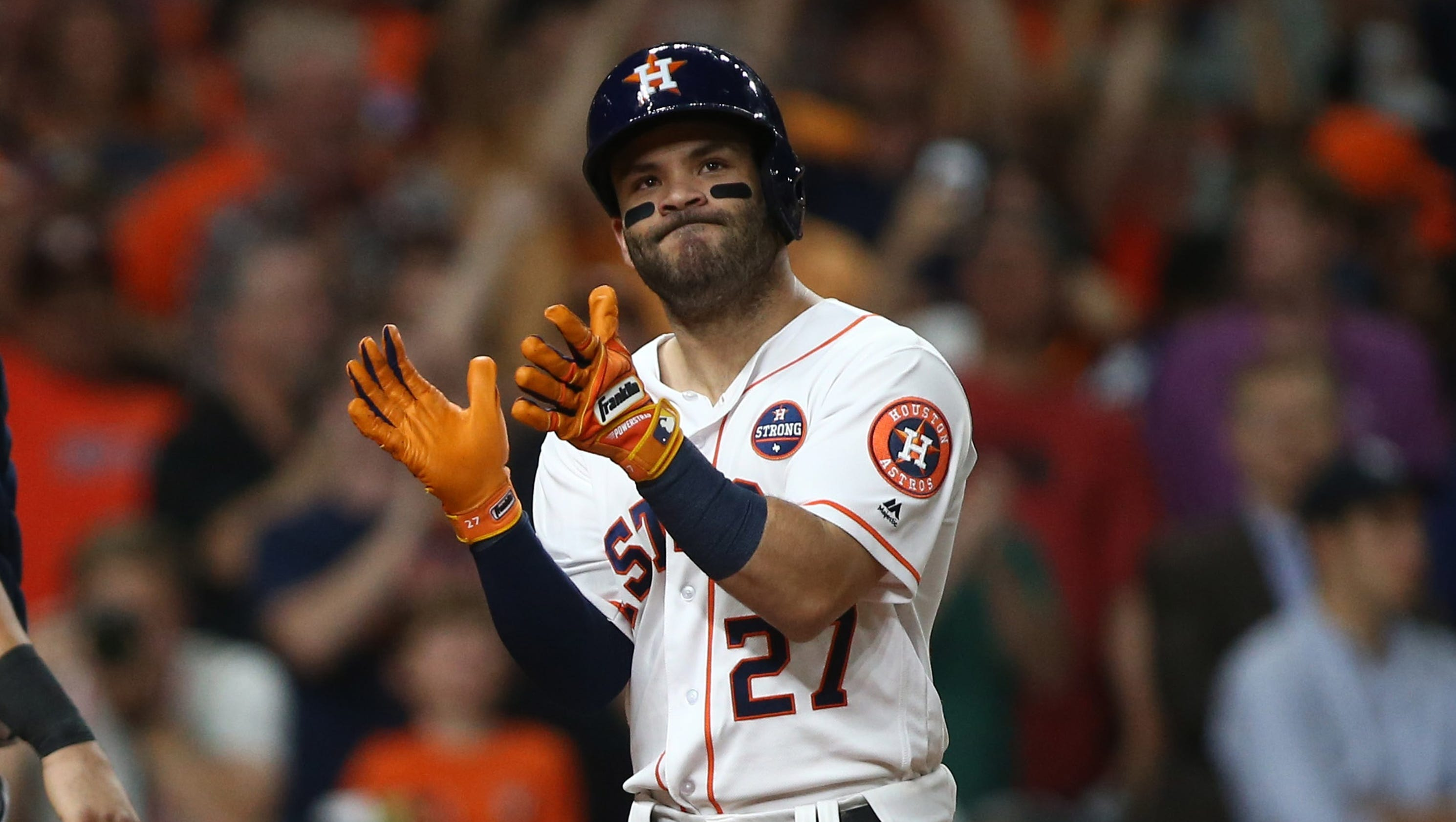 Astros' offense and emotions wake up in do-or-die win over Yankees in Game 6