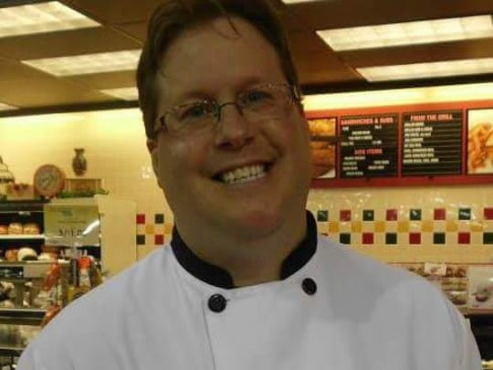 Jimmie Jones is corporate executive chef for Food City