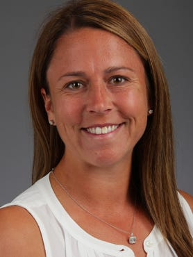 Kacey White was named on Wednesday the new head coach of the Xavier women's soccer program.