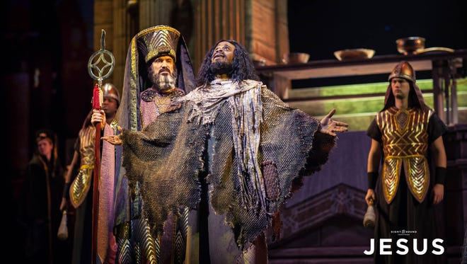 "Sight & Sound Theatres in Lancaster County premiered its new production, ""Jesus,"" on March 10. The show runs through Jan. 5 with 11 shows weekly."