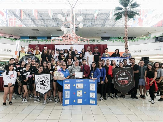"The 2018 Guam DOE Allied Dance Force presentation of winners and award ceremony was held at the Micronesia Mall in May. The Participants this year included SSHS, JFK, OHS, THS and BMS, AMS, FBLG and Dominican middle schools.  The 2018 ADF Dance Team overall winner was Okkodo Dance Team ""The Hype"" under Rowel Estoy. Allied Dance Force director C'zer Medina also awarded ACT director Josephine Blas, the local charity beneficiary of this year's event."
