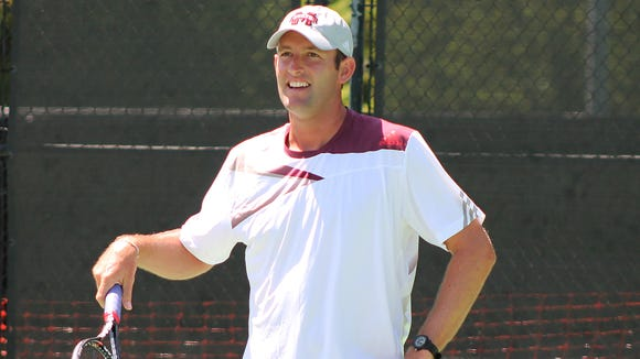 Mississippi State announced the hiring of men's tennis coach Matt Roberts on Saturday.