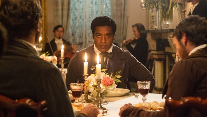 Chiwetel Ejiofor stars in '12 Years A Slave.'