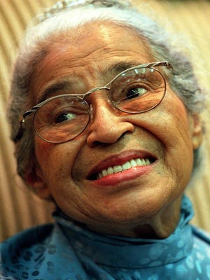 The late Tigers and Red Wings owner Mike Ilitch reportedly paid Rosa Parks' rent from 1994 until her death in 2005.