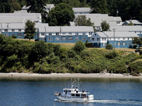 The new owners of the Seaglass Village apartments in