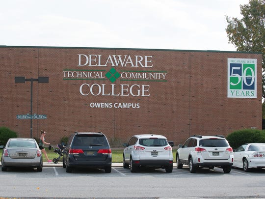 Delaware Technical Community College Owens Campus in Georgetown.