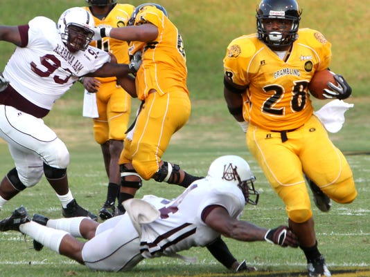 Grambling vs. Alabama A& M 8/31/13
