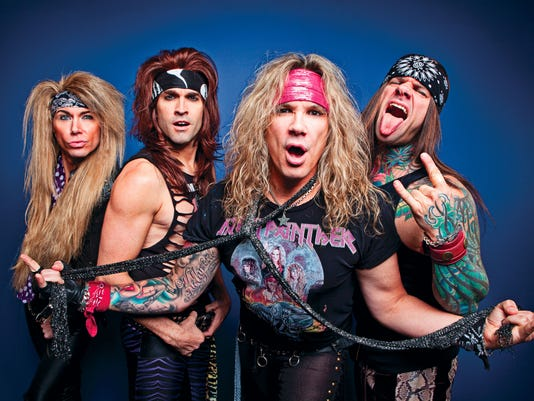 Steel Panther - Portraits