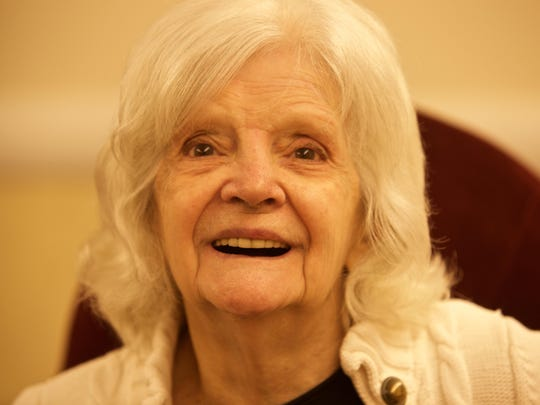 Carmela Testa was diagnosed with Alzheimer's disease in 2007.