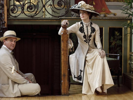 """The Paine Art Center and Gardens in Oshkosh will host """"Dressing Downton: Changing Fashion for Changing Times"""" June 20-Sept. 20."""